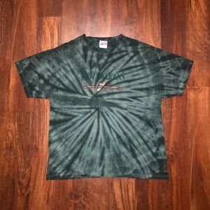 New Orleans Tie Dye Shirt